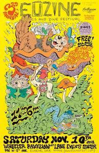 euzine poster
